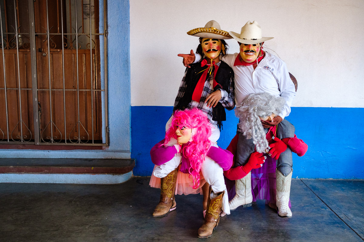 Carnaval de Ánimas Trujano