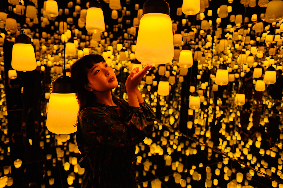 teamLab Borderless - MORI Digital Museum